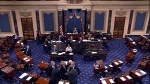 Quốc hội Mỹ thông qua ngân sách khẩn cấp 8,3 tỷ USD hỗ trợ chống dịch