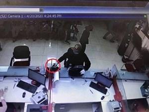 Đối tượng cướp ngân hàng ở Hà Nội ra đầu thú tại Quảng Ninh