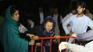 Hơn 240 người thương vong vì đánh bom liều chết tại đám cưới ở Kabul
