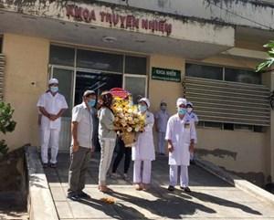 Thêm 10 bệnh nhân mắc Covid-19 tại TP Hồ Chí Minh và Bình Thuận khỏi bệnh