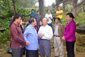 Chủ tịch Trần Thanh Mẫn gửi Điện chia buồn tới UBTƯ Mặt trận Lào xây dựng đất nước