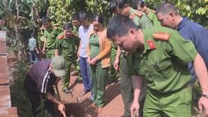 Đắk Lắk: Phát hiện vụ mua bán thuốc nổ số lượng lớn