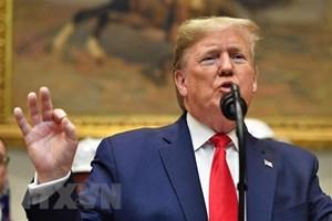 Tiết lộ danh sách các nhà lãnh đạo sẽ gặp Tổng thống Trump tại Davos