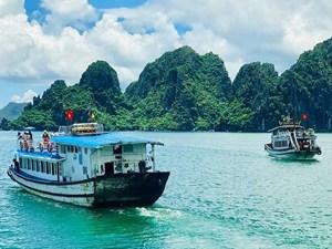 Quảng Ninh cho phép lưu trú qua đêm trên vịnh Hạ Long