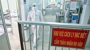 116 ca nhiễm Covid-19, có cả bác sĩ Bệnh viện Bệnh Nhiệt đới Trung ương