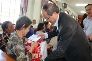 TP Hồ Chí Minh: Gần 819 tỷ đồng chăm lo cho đối tượng chính sách dịp Tết