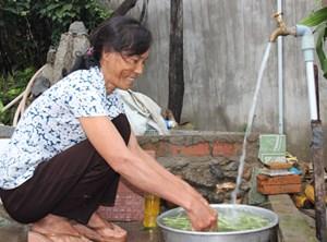 100% người dân được cấp nước sạch: Băn khoăn tính khả thi