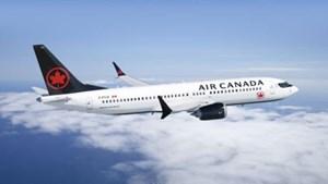 Máy bay chở khách của Canada hạ cánh khẩn cấp vì nổ lốp