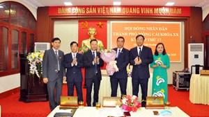 Chủ tịch Mặt trận giữ chức Phó Chủ tịch UBND TP Móng Cái