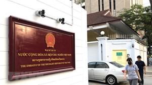 Đại sứ quán khuyến nghị người Việt tại Lào, Thái Lan hạn chế đi lại
