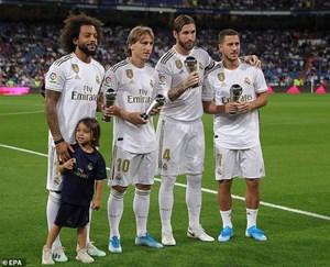 Đánh bại Osasuna, Real Madrid vươn lên dẫn đầu bảng La Liga