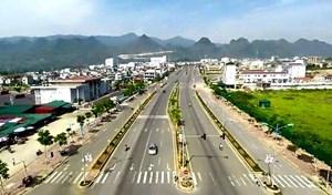Lai Châu: Nhiều tuyến phố đạt chuẩn văn minh đô thị