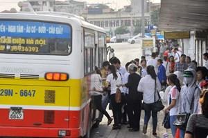 Có cần công nghệ cho người đi xe buýt?