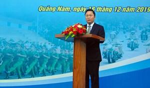 Quảng Nam: Đảm bảo an ninh trật tự cho nhân dân đón Tết Canh Tý 2020