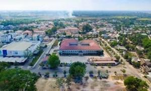 Tây Ninh: Cháy tại trụ sở UBND xã Phước Lưu, 1 người tử vong