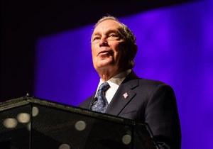 Tỷ phú Michael Bloomberg nhập cuộc đua vào Nhà Trắng
