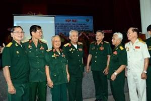 Gặp mặt cựu chiến binh quân tình nguyện Mặt trận 479
