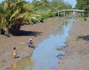 Khoảng 82.000 hộ dân ở ĐBSCL thiếu nước sinh hoạt
