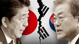 Căng thẳng Nhật - Hàn: Vấn đề là niềm tin