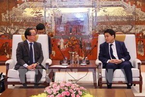 TP Hà Nội và JICA phối hợp đẩy nhanh tiến độ các dự án