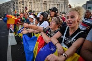 Biểu tình phản đối tình trạng tham nhũng tại Romania