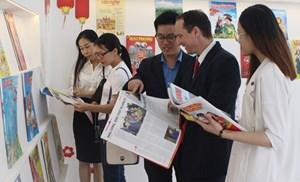 Khai mạc triển lãm báo Xuân Canh Tý 2020