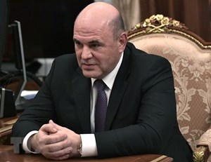 Nga: Đảng cầm quyền thông qua đề cử ông M. Mishustin làm thủ tướng