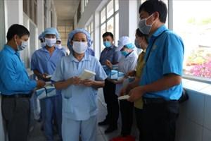 Công đoàn cơ sở: Chủ động phòng chống dịch bệnh