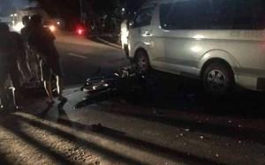 Đắk Lắk: Xe máy va chạm ô tô, 1 người tử vong