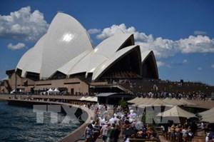 Australia: Kinh tế tăng trưởng thấp nhất trong 10 năm qua
