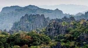 Hỗ trợ xây dựng hồ sơ công nhận Hin Namno là di sản thiên nhiên thế giới