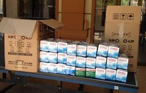 Hơn 5.350 vụ vi phạm về trang thiết bị phòng chống dịch