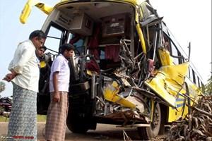 Ấn Độ: Tai nạn giao thông nghiêm trọng