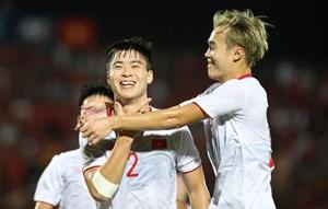 Đội tuyển Việt Nam và tham vọng đua ngôi đầu bảng với Thái Lan, UAE