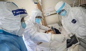 Số người chết vì virus corona tăng lên 1.873