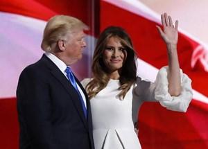 Quyền lực của Đệ nhất phu nhân Melania Trump trong Nhà Trắng