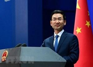 Trung Quốc kêu gọi Mỹ ngừng gây sức ép đối với các công ty công nghệ