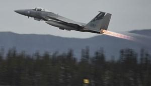 Mỹ không kích cơ sở quân sự nghi liên quan tới Iran ở Trung Đông