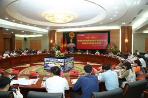 Báo đảng 5 thành phố trực thuộc Trung ương: Hội thảo về hợp tác tuyên truyền phát huy hợp tác liên kết vùng