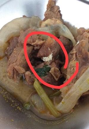 Vụ 'thức ăn cho công nhân nghi có dòi', lãnh đạo Công ty Panko Tam Thăng xin lỗi