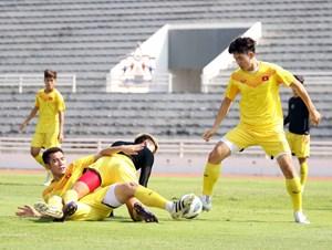 U23 Việt Nam: Tập trung cho trận đấu cuối