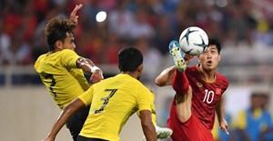 Malaysia nhập tịch một loạt cầu thủ để tiếp tuyển Việt Nam
