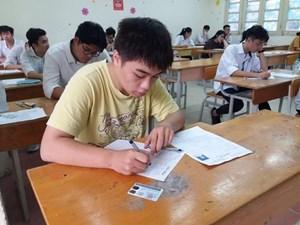 Tây Ninh: 58 bài thi điểm 0 được tăng điểm sau khi chấm phúc khảo