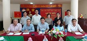 KonTum: Ký kết Quy chế phối hợp giữa Uỷ ban MTTQ Việt Nam và các đoàn thể chính trị - xã hội