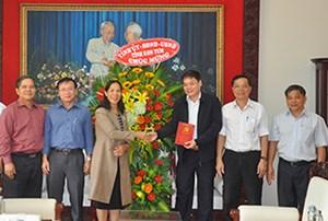 Lãnh đạo tỉnh Kon Tum chúc mừng Mặt trận tỉnh nhân Ngày truyền thống MTTQ Việt Nam