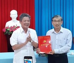 Chủ tịch Mặt trận tỉnh làm Bí thư Thành uỷ Trà Vinh