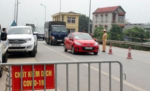 Bắc Ninh: Người dân không được ra đường sau 10 giờ tối