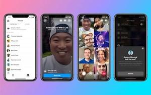 Facebook thách thức Zoom với tính năng Messenger Rooms
