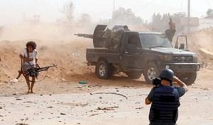 Libya: Giao tranh dữ dội tại phía Nam Tripoli