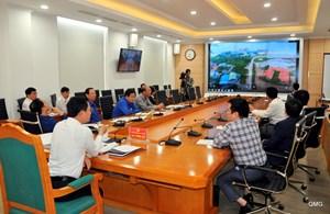 Quảng Ninh: UBND tỉnh họp nghe báo cáo tiến độ triển khai một số dự án trên địa bàn